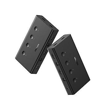Xiaomi Mi Box için Ugreen Hdmi Switch Kvm Anahtarı