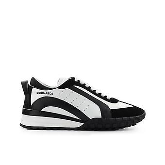 Dsquared2 Legend White Black Sneaker