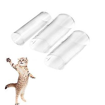 S 15 * 40cm 4 PCS القط الخدش حارس، أريكة المضادة للخدش حارس az20997