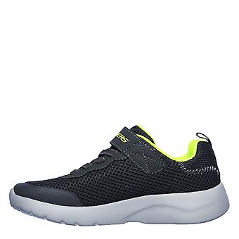 Skechers Boys Dynamt Vdix Runners Running Shoes Trainers Sneakers Touch Close