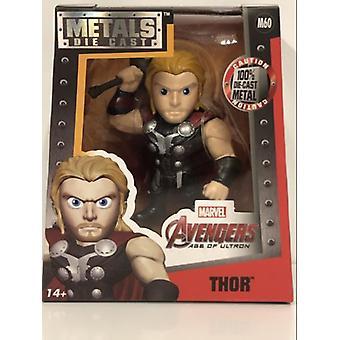 Thor Avengers Edad de Ultrón 4 pulgadas Diecast Figura Jada 97712