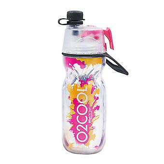 12 Oz O2cool Mist N' Sip Insulated Water Squeeze Bottle