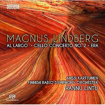 Al Largo - Cello Concerto No. 2 - Era [SACD] USA import