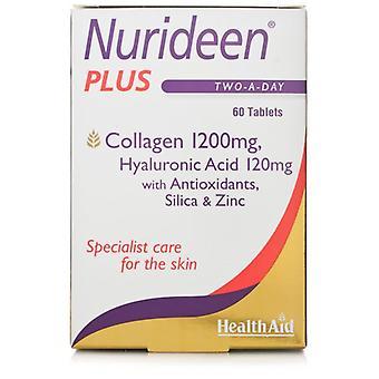 HealthAid Nurideen Plus Tabletit 60 (803231)