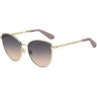 Kate Spade Dulce Óculos de Sol - Rosa/Ouro