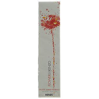 Kenzo Flower kesän Eau D'ete kesän tuoksu hajuvesi 50 Ml Unisex tyyli: 8519000