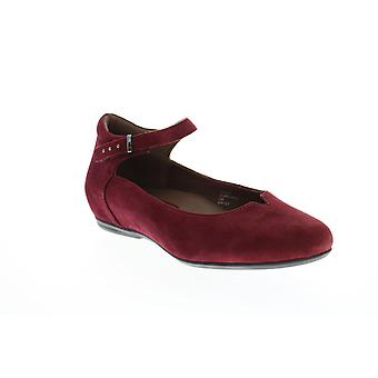 Earthies Vuxna Womens Emery Ankle Strap Flat Strap Flats