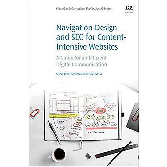 Navigation Design and SEO for Content-Intensive Websites: A Guide for an Efficient Digital Communication