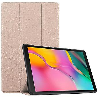 Suitable For Samsung Pad Tab S6 10.5 T860/t865 2019 Tablet Protective Case--tyrant Gold