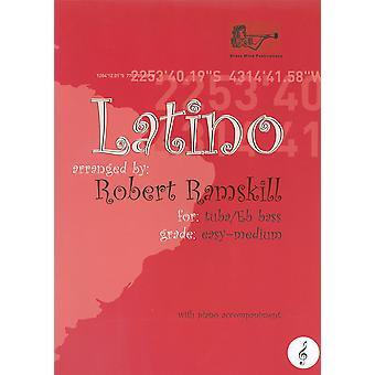 Latino for Eb Bass/Tuba Treble Clef (tuba/Eb Bass)