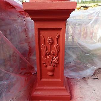 40cm Abs Multi Functional Classic Style Concrete Roman Pillar Mold