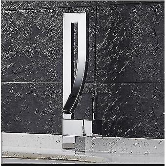 Faucets modern contemporary style inspired brass sink basin mixer tap faucet chrome
