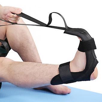 Yoga Ben bår rem för balett cheer dans gymnastik tränare yoga flexibilitet ben stretch bälte