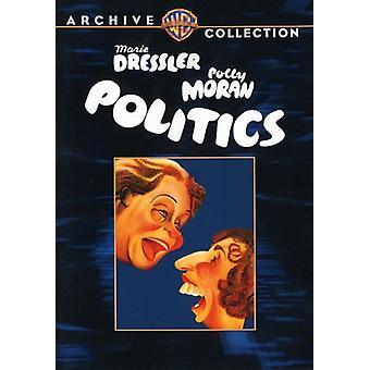 Politikk [DVD] USA importere