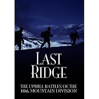 Last Ridge [DVD] USA import
