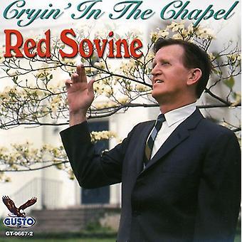 Röd köp - Cryin ' i Chapel [CD] USA import