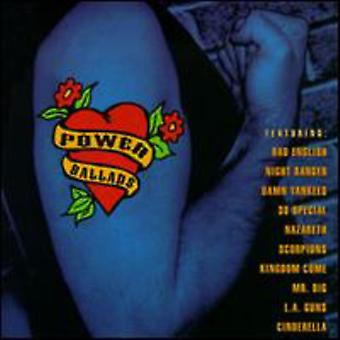 Power Ballads - Power Ballads [CD] USA import