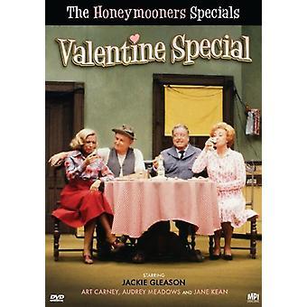 Honeymooners Specials: Valentine's Special [DVD] USA import