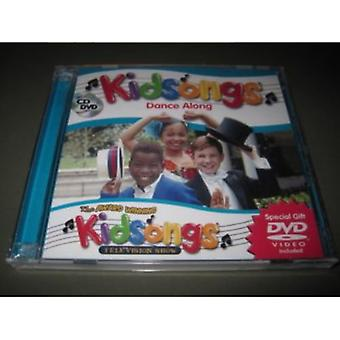 Kidsongs - Dance Along Collection [CD] USA import