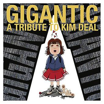 Gigantic : Hommage à Kim Deal - Gigantic : Tribute to import USA Kim Deal [CD]