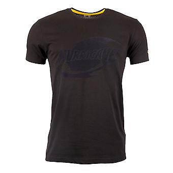 ADIDAS orkanen rugby graphic t-shirt [svart]