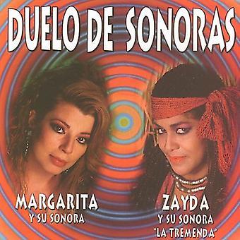 Margarita Y Su Sonora/Zayda Y Su Sonora La Tremend - Duelo De Sonoras [CD] USA import