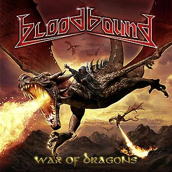 Bloodbound - War of Dragons [CD] USA tuonti