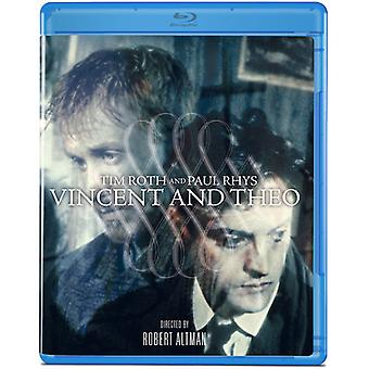 Vincent & Theo [BLU-RAY] USA tuonti