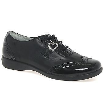Lelli Kelly Kimberley Lace Girls School Shoes