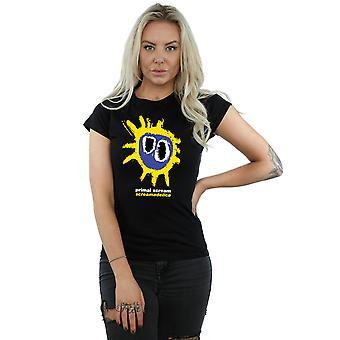 T-Shirt Screamadelica Logo de Primal Scream féminin