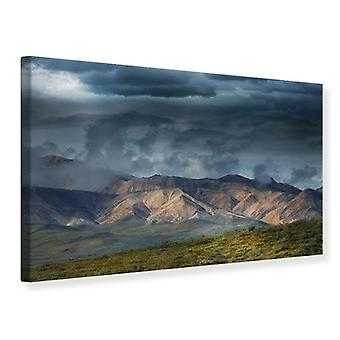Canvas Print Silver Lining