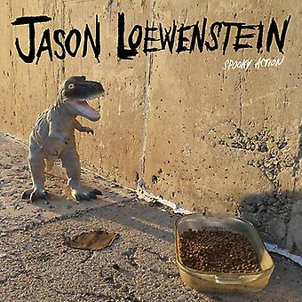 Jason Loewenstein - Spooky Action [Vinyl] USA import