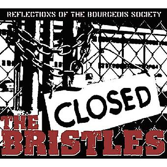 Bristles - Reflections of the Bourgeois Society [Vinyl] USA import