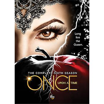 Once Upon a Time: komplette Season 6 [DVD] USA Import