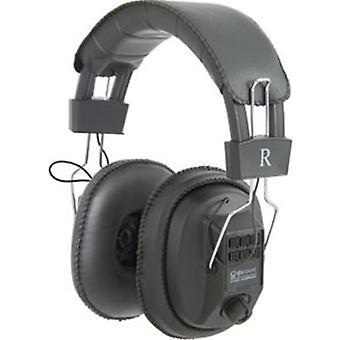 QTX MSH40 Mono/Stereo cuffie con controllo Volume