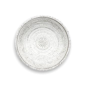 Epicurean Artisan Melamine kant plaat wit 21cm
