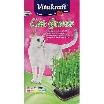 VITAKRAFT Cat gräs behandla leksak 200 g (6 Pack)