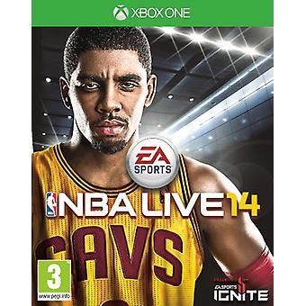 NBA Live 14 (Xbox One) - New