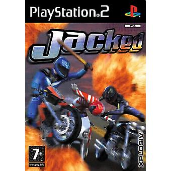 Jacked (PS2) - Usine scellée