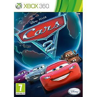 Cars 2 (Xbox 360)-in de fabriek verzegeld