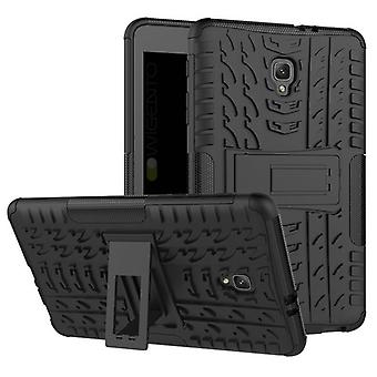 Hybrid outdoor protective cover case black for Samsung Galaxy tab A 8.0 2017 T380 T385 bag