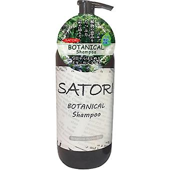 Japan Satori Botanical Shampoo Rose Scent 480ml