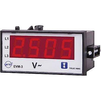 EPM ENTES EVM-3-48-3-strumento di installazione del tester di 48 volt