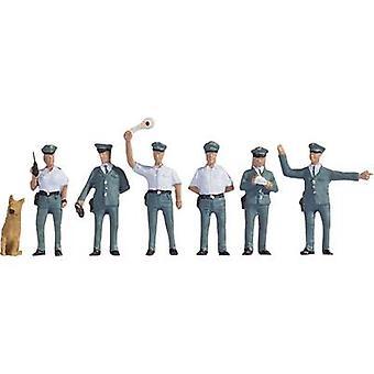 NOCH 45076 TT figuras pessoas policiais da RDA