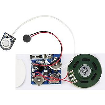 Conrad componenten BRC38M Audio Recording unit opnametijd 30 s