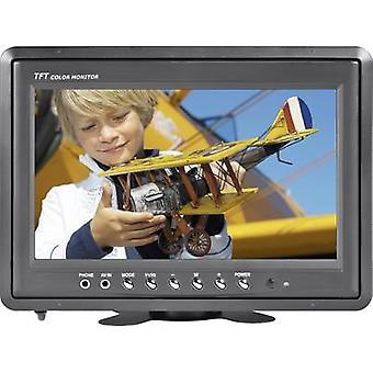 Renkforce T-900B Auto LCD-monitor 22,9 cm 9 inch