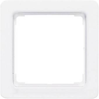Jung Intermediate frame CD 500, CD plus White 590Z
