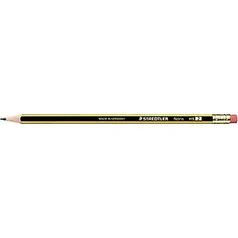 Staedtler Noris 122-HB Pencil Hardness: HB 1 pc(s)