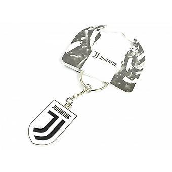 Juventus FC Crest Keyring