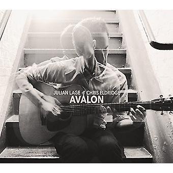 Lage, Julian / Eldridge, Chris - Avalon [CD] USA import